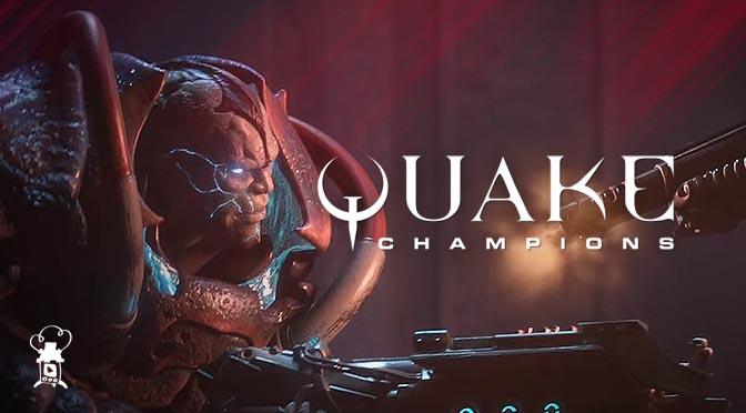 تاریخ انتشار نسخه آزمایشی بازی Quake Champions مشخص شد.