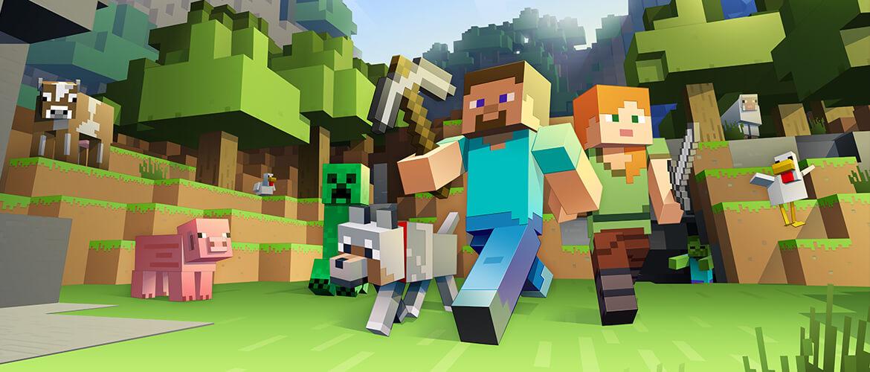 بازی Minecraft برای نینتندو ۳Ds عرضه گردید