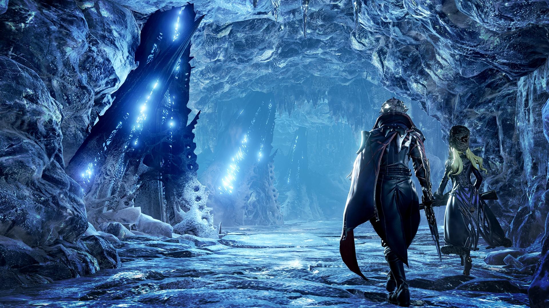 اولین تصاویر و اطلاعات از Code Vein | عنوانی الهام گرفته شده از Dark Souls