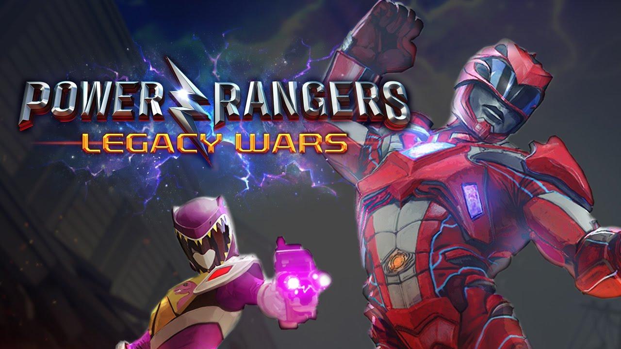 Power Rangers: Legacy Wars