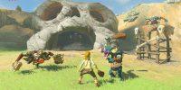 جزییات کامل از اولین بسته الحاقی The Legend of Zelda: Breath of the Wild