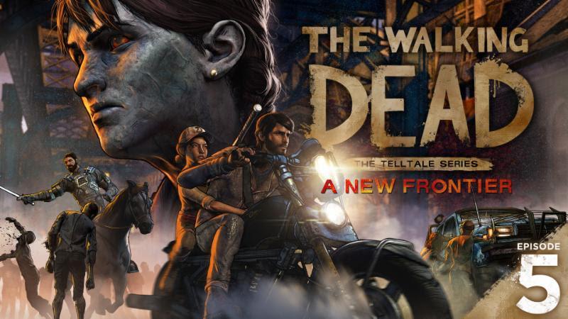 تاریخ انتشار قسمت آخر The Walking Dead: A New Frontier مشخص شد