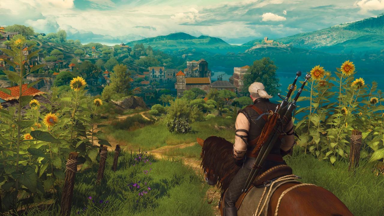 بهروزرسانی HDR بازی The Witcher 3 برای پلیاستیشن ۴ پرو باعث افت گرافیکی آن میشود