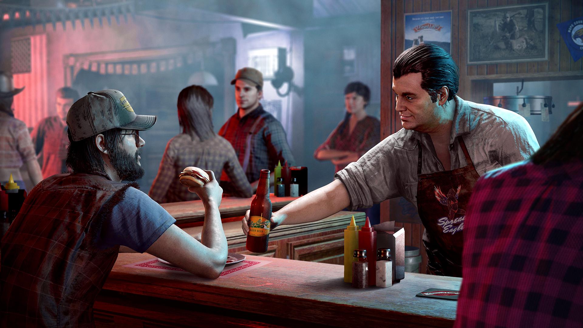 جدول فروش هفتگی بریتانیا | سلطنت به سبک Far Cry 5