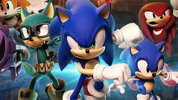 تماشا کنید: سرعت شگفت انگیز در ویدیوی گیمپلی جدید بازی Sonic Forces
