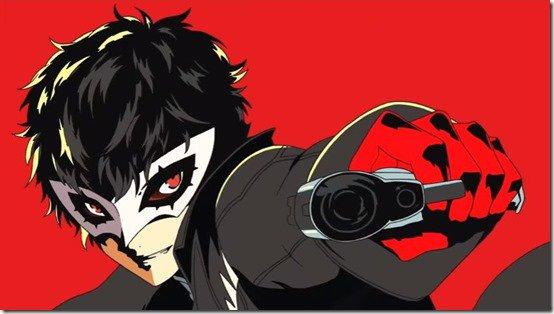 انیمه تلویزیونی Persona 5 معرفی شد