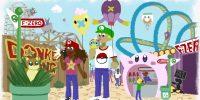 پارک تفریحاتی «سرزمین سوپر نینتندو» تا پیش از المپیک تابستانه افتتاح خواهد شد
