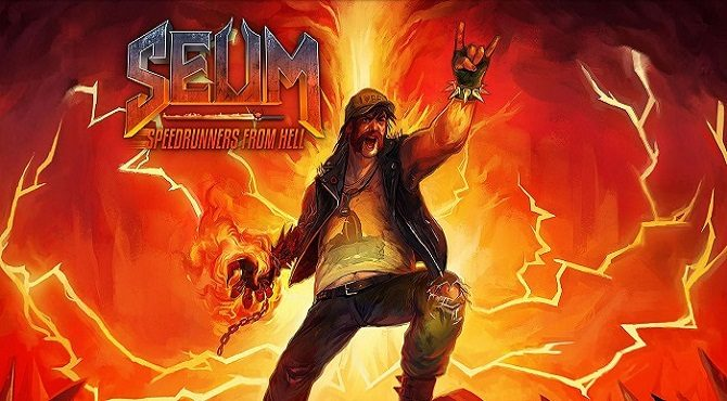 SEUM: Speedrunners from Hell برای کنسول ها منتشر خواهد شد