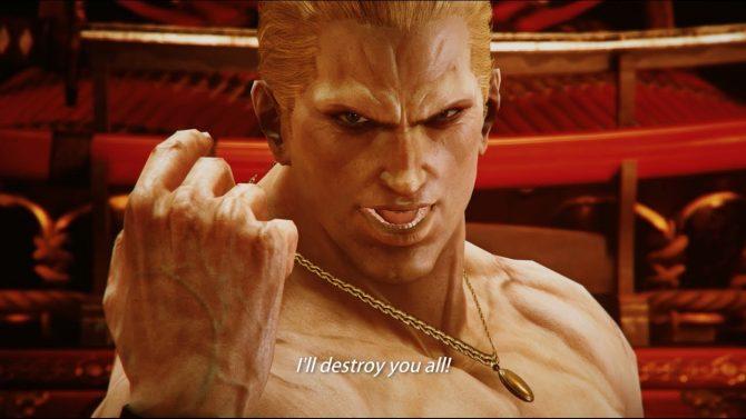 تماشا کنید: شخصیت Geese Howard هم اکنون برای عنوان Tekken 7 در دسترس است