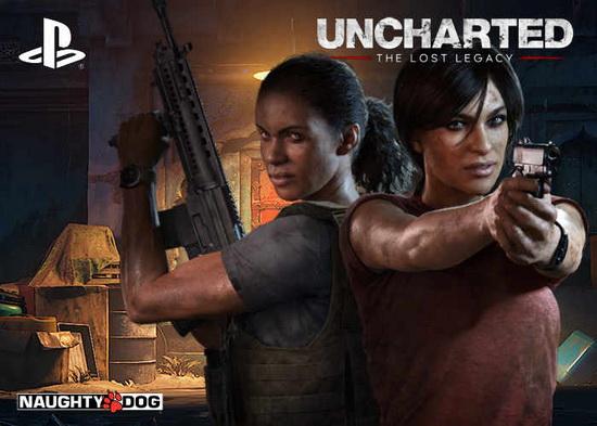 تماشا کنید: تریلر زمان انتشار Uncharted: The Lost Legacy (کیفیت ۴K اضافه شد)