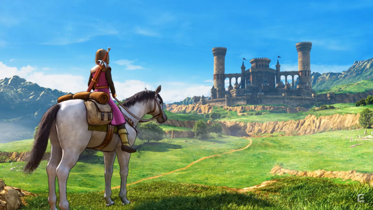 توضیحات اسکوئر انیکس در مورد تأخیر نسخه نینتندو سوییچ بازی Dragon Quest XI