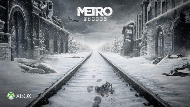 موسیقی متن تریلر رونمایی بازی Metro: Exodus بصورت رایگان در دسترس قرار گرفت