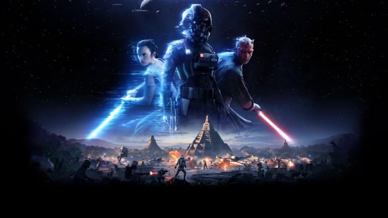 تماشا کنید: تریلر جدیدی از گیم پلی نسخه بتای عنوان Star Wars Battlefront 2 منتشر شد