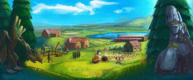 تاریخ انتشار بازی Community Inc مشخص شد