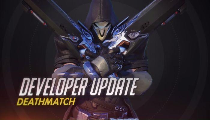 تماشا کنید: بزودی حالت های Deathmatch به عنوان Overwatch افزوده خواهند شد
