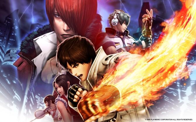 کارگردان The King of Fighters خبر از بازیهای مبارزهای بیشتری داد