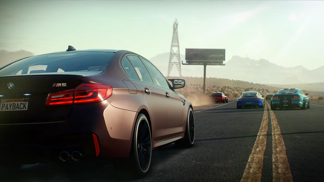 Gamescom 2017   اتومبیل BMW M5 بازی Need for Speed Payback را بیشتر بشناسید!