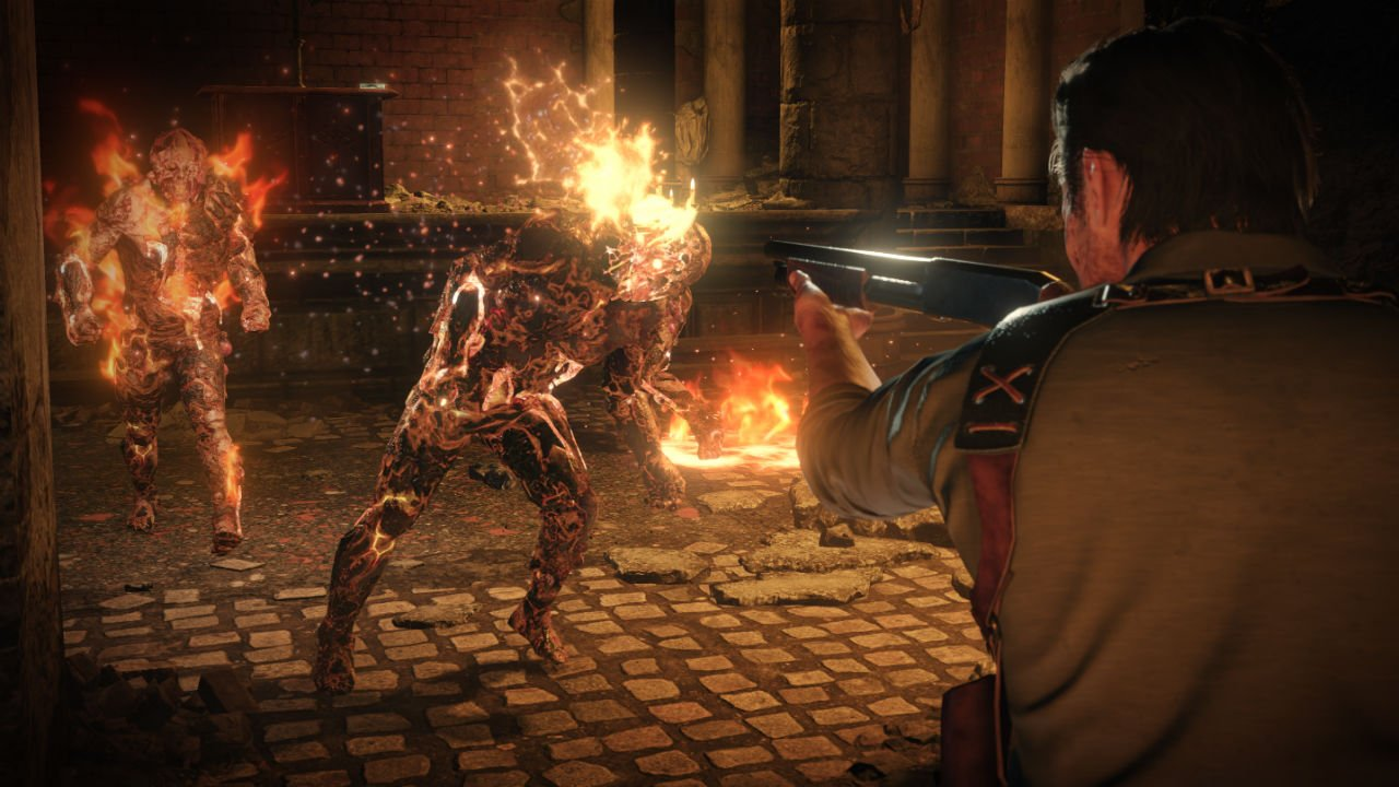 تصاویر جدیدی از بازی The Evil Within 2 منتشر شد