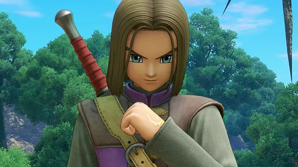 اطلاعات فروش دیجیتالی دو روز اول Dragon Quest XI منتشر شد