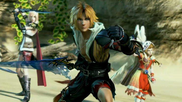 از تاریخ عرضه و نسخههای ویژهی Dissidia Final Fantasy NT رونمایی شد
