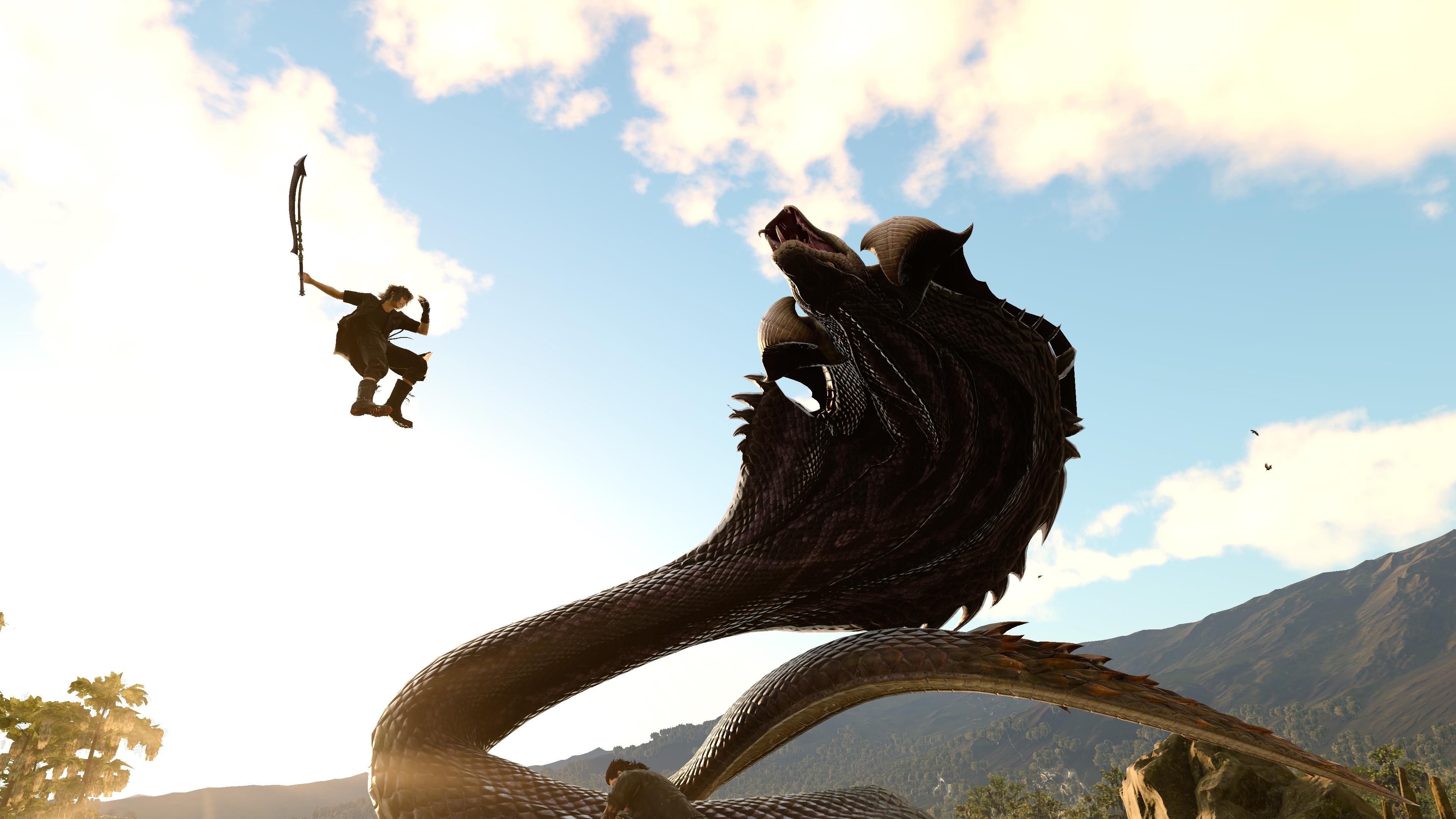 تصاویر جدید و زیبایی از Final Fantasy XV: Windows Edition با کیفیت ۴K منتشر شد