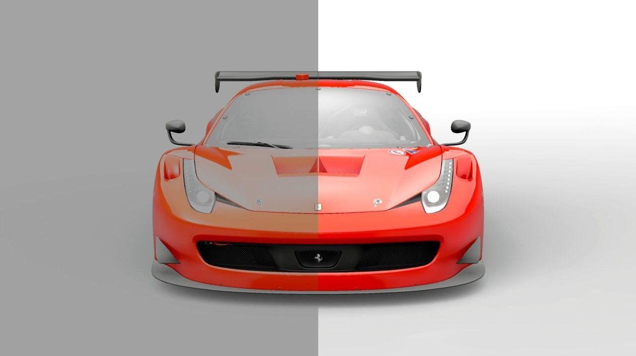 تماشا کنید: تفاوت بین HDR و رنگهای عریض با SDR در ویدیوی جدید Gran Turismo Sport