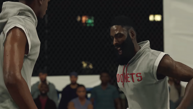 NBA Live 18 از ایکسباکس وان ایکس و پلیاستیشن ۴ پرو پشتیبانی میکند