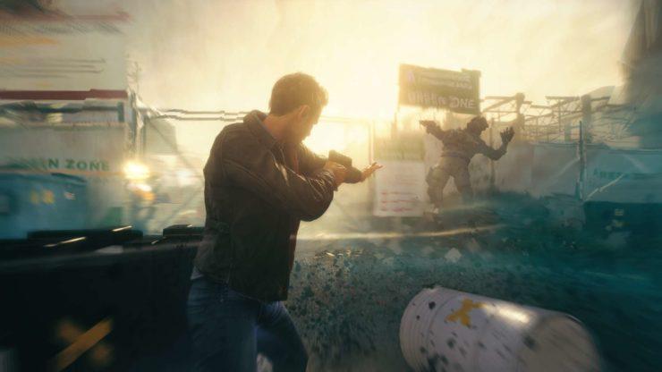 Gamescom 2017 | عنوان Quantum Break از ایکسباکس وان ایکس پشتیبانی میکند