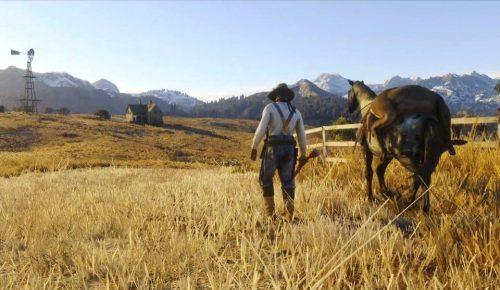 تصاویر زیبایی از بازی Red Dead Redemption 2 منتشر شد