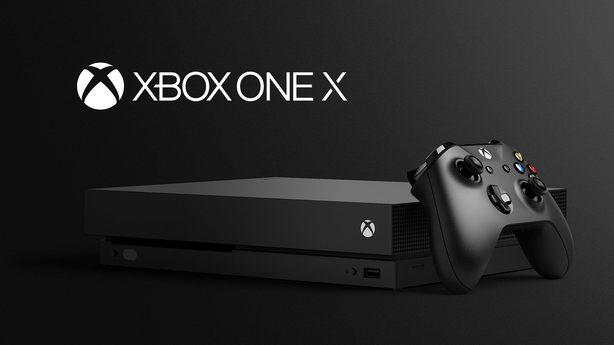 Gamescom 2017 | پیشخرید کنسول Xbox One X Project Scorpio Edition آغاز شد + تریلر معرفی