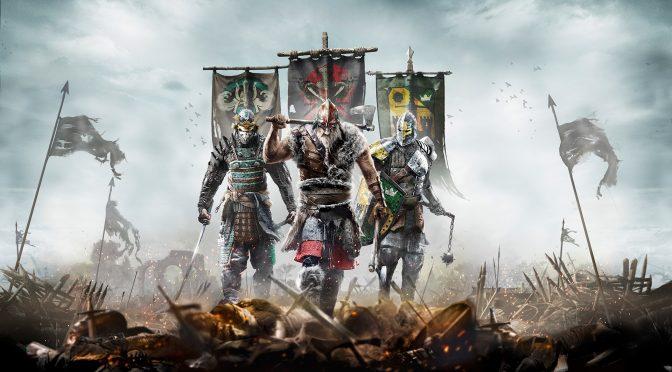 یک قهرمان و نقشهی جدید برای بازی For Honor معرفی شدند