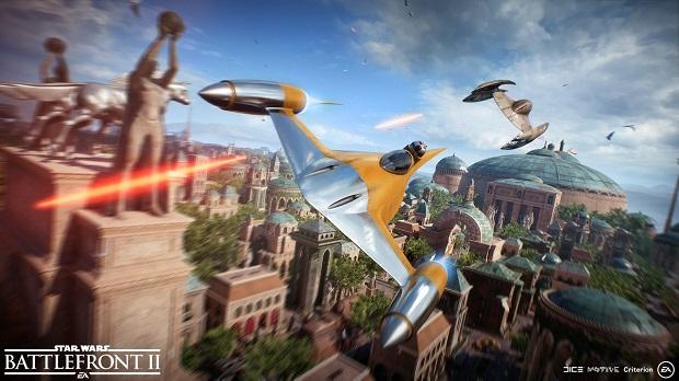 تریلر جدید Star Wars Battlefront 2 در Gamescom نمایش داده خواهد شد