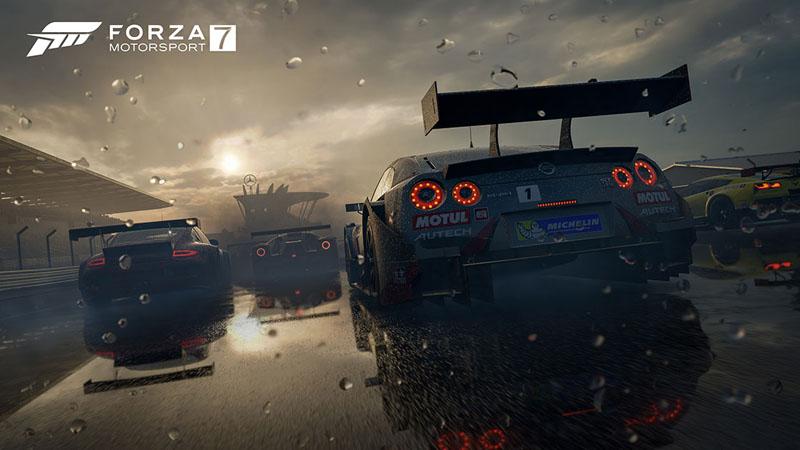 پیشدانلود Forza Motorsport 7 فراهم شد