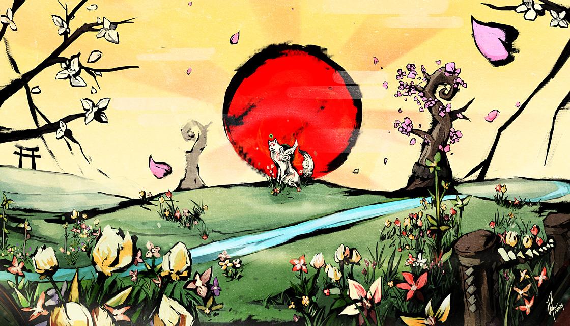 عرضه نسخه بازسازی شده Okami تائید شد