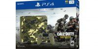 از باندل محدود پلی استیشن ۴ عنوان Call of Duty: WWII رونمایی شد