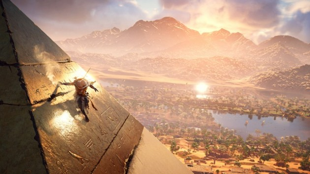 کارگردان Assassin's Creed Origins: ما میخواستیم گامی بلند برداریم و تجربهای نو رقم بزنیم