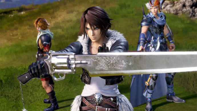 Dissidia Final Fantasy NT همچنان در انحصار پلیاستیشن ۴ قرار خواهد داشت