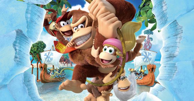 تریلر جدیدی از نسخه سوییچ Donkey Kong Country: Tropical Freeze منتشر شد