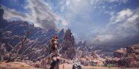 PGW 2017 | تماشا کنید: عرضه یک بسته الحاقی با حال و هوای Horizon Zero Dawn برای Monster Hunter: World