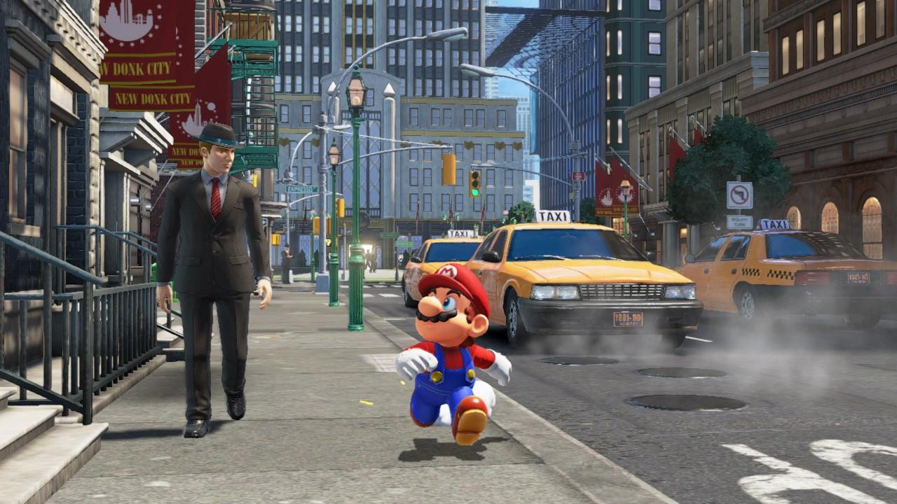 بروزرسانی جدید Super Mario Odyssey در دسترس قرار گرفت