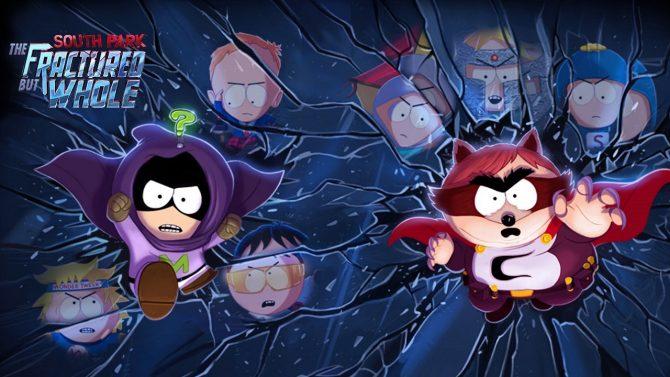 تاریخ عرضه South Park: The Fractured But Whole بر روی نینتندو سوییچ اعلام شد