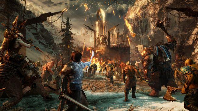 عنوان Middle-earth: Shadow of War در کمتر از یک روز کرک شد