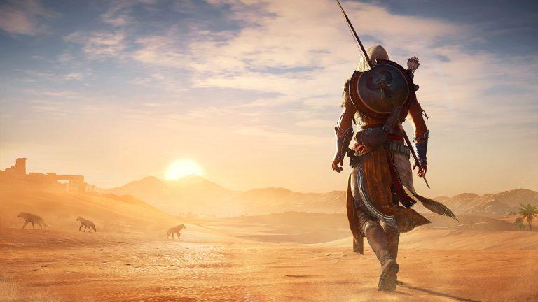 بروزرسان ۱.۴.۰ بازی Assassin's Creed Origins هماکنون در دسترس قرار دارد