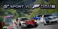 تحلیل فنی | Gran Turismo Sport در برابر Forza Motorsport 7