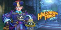 تصاویری از اسکین های رویداد هالووین شخصیت های Overwatch به بیرون درز کرد
