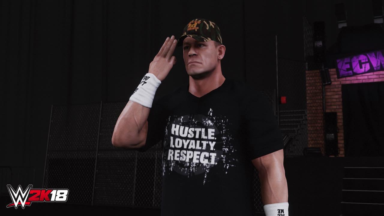 تماشا کنید: بسته الحاقی NXT Generation برای بازی WWE 2K18 منتشر شد
