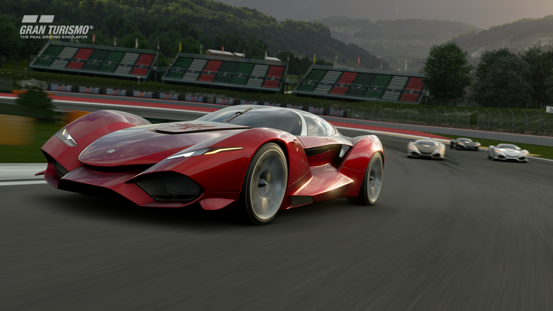بهروزرسانی Gran Turismo Sport با ۱۲ اتومبیل جدید در هفته آینده عرضه میشود
