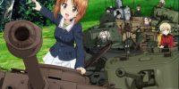 تاریخ انتشار نسخه انگلیسی زبان Girls UND Panzer مشخص شد