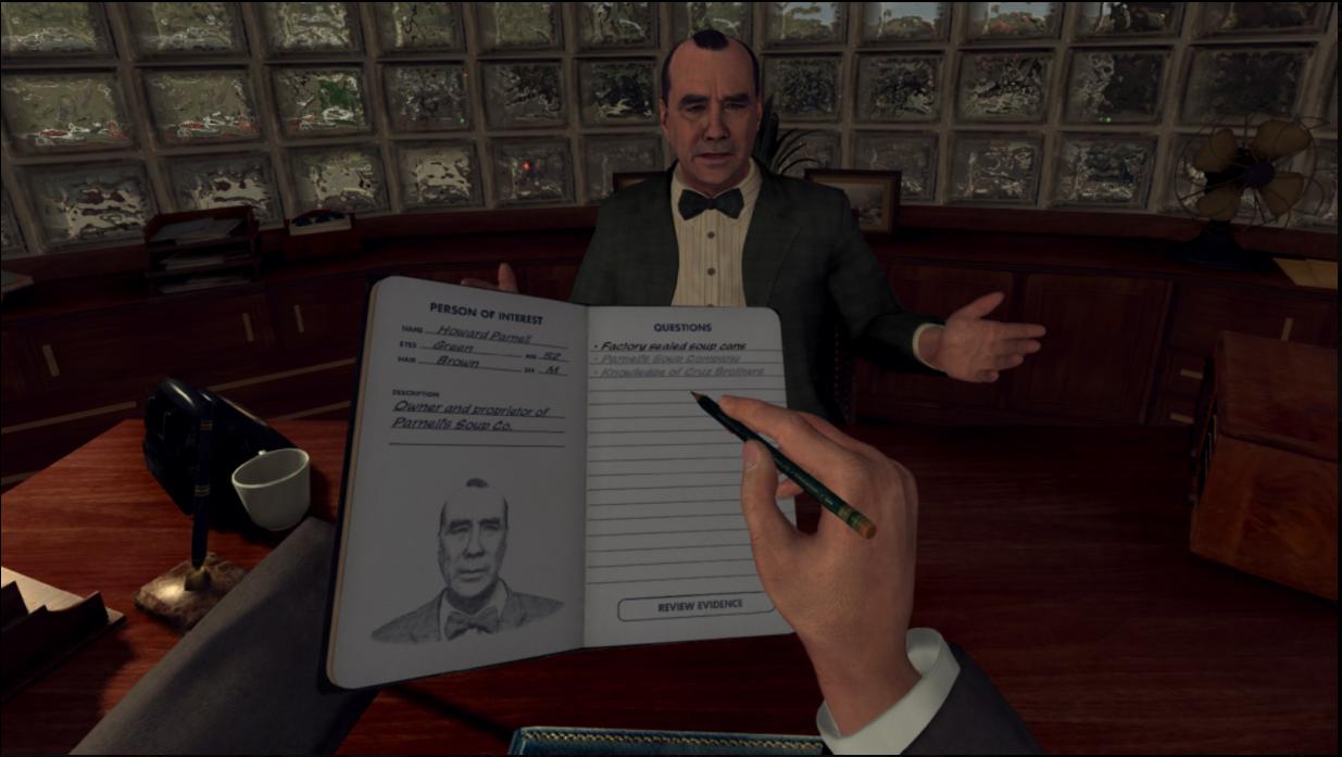 تاریخ انتشار عنوان L.A. Noire: The VR Case Files مشخص شد