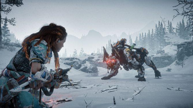 تماشا کنید: تریلر جدید بازی Horizon Zero Dawn دشمنان جدیدی را معرفی می کند